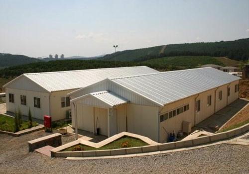 Prefabrik Şantiye Binaları